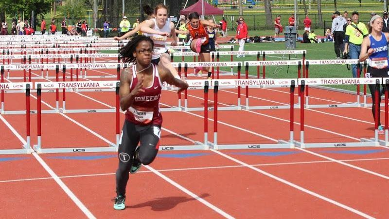 Fender takes KTCCCA Track and Field Athlete of the Year honors