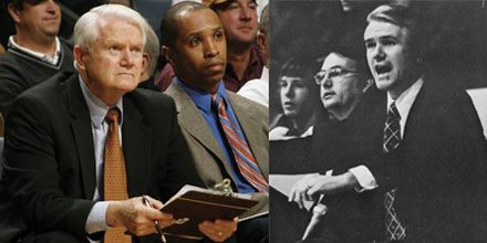 Lee Rose '58 nominated to Naismith Memorial Basketball Hall of Fame