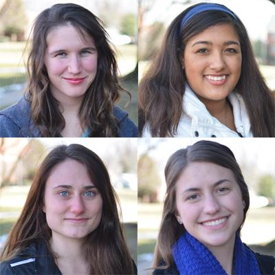 Four Transylvania students named Fulbright semifinalists