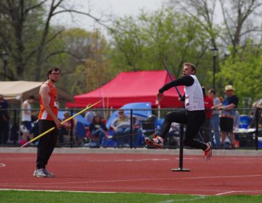 2015-2016 Transylvania Track and Field squad pursues new levels as outdoor season opens up