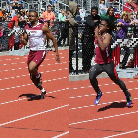 Track and Field's Fender and Green repeat as HCAC Track Athletes of the Year